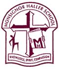 Monsignor Haller Logo